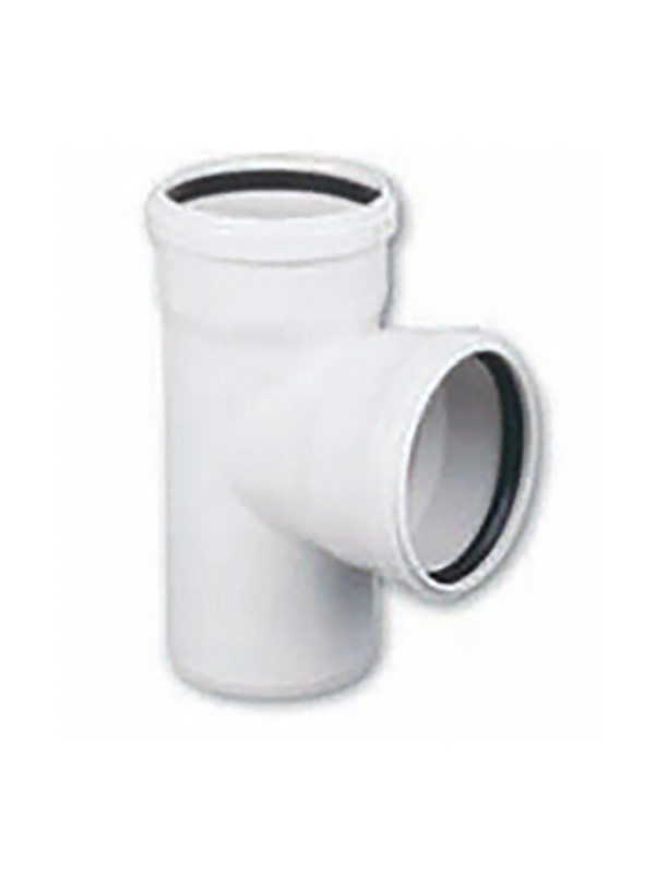 PVC SN4 pipes and fittings
