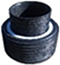 CORRUGATED HDPE REDUCER